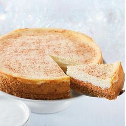 Pumpkin Pie Cheesecake
