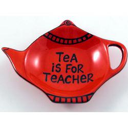 Tea is for Teacher Teabag Holder