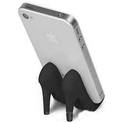 Pumped Up High Heel iPhone Stand