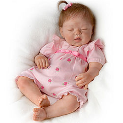 Beautiful Dreamer Realistic Baby Doll
