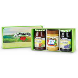 Smucker's® & Jif® Natural Gift Box