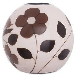 """Slice of Nature 6"""" Ceramic Decorative Vase"""