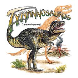 Tyrannosaurus Youth T-Shirt