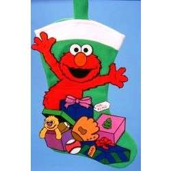 Elmo Stocking