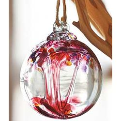 Tree of Enchantment Love Ornament