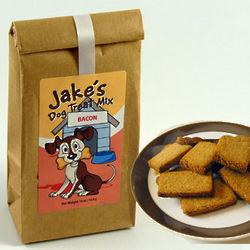 Jake's Bacon Dog Treat Mix