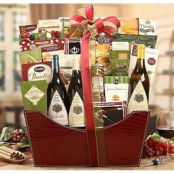 Au Bon Climat Collection Gift Basket