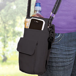 Insulated Water Bottle Caddy