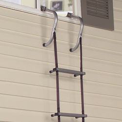 Easy Deploy Fire Escape Ladder