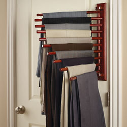 Closet Organizing Trouser Rack