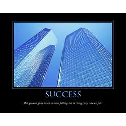 Success Personalized Art Print