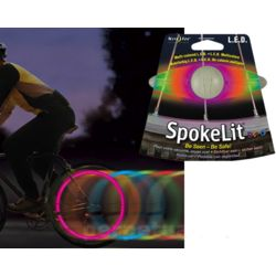 Spokelit Color Changing Wheel Light for Bike