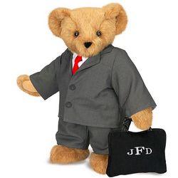 """15"""" Business Man Teddy Bear"""