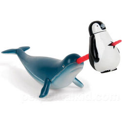 Avenging Narwhal Toy