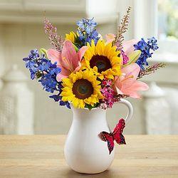 Springtime Wishes Bouquet