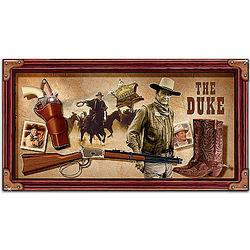 John Wayne Western Essentials Wall Decor