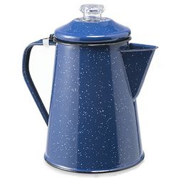 Enamelware 8 Servings Coffee Pot