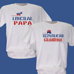 Politcal Party Shirt
