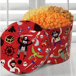 Pirate 3 Way Popcorn