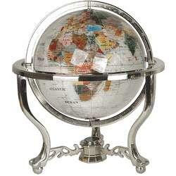 "Metropolitan Gemstone Globe 13"""