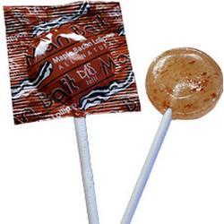 Man Bait Maple Bacon Lollipops