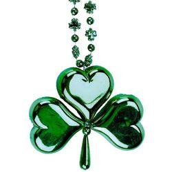 St. Patrick's Day Shamrock Necklace