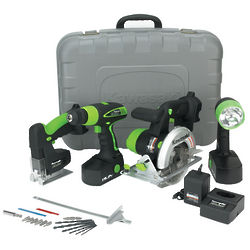 19.2 Volt 4 Piece Tool Kit