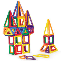 Magnetic Shapes Construction Set