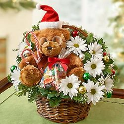 Lotsa Love for Christmas Bouquet