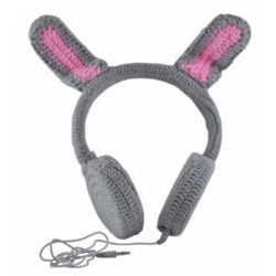 Bunny Rabbit Headphones