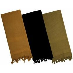 Solid Color Tactical Desert Scarf