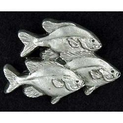 Pewter Fish Pin