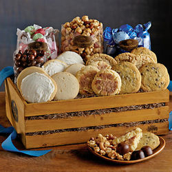Sugar-Free Cookie Basket