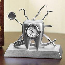 Dentist Tabletop Clock
