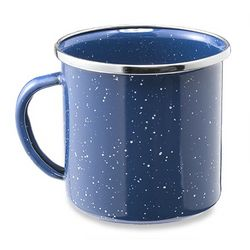 Baked Enamelware 12-Ounce Cup