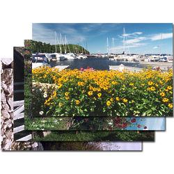 Door County Scenes Greeting Cards