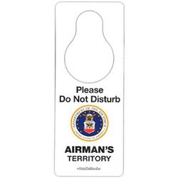 U.S. Air Force Door Hanger