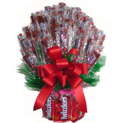Twizzlers Candy Bouquet