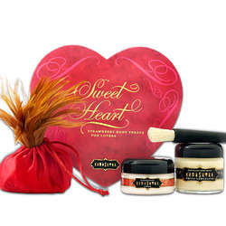 Let Your Body Do The Talking Valentine's Day Gift Basket