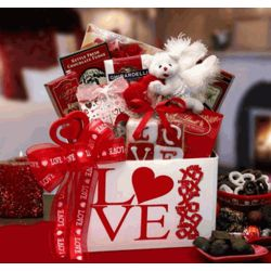 Cupids Passion Valentine Gift Box