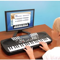 Children's Learn To Play Keyboard