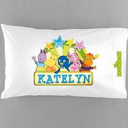 Personalized Backyardigans Pillowcase