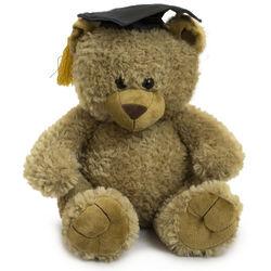 Graduation Bear Brown