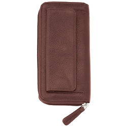 Women'S RFID Zip Around Wallet