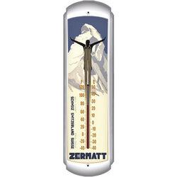 Zermatt Ski Thermometer