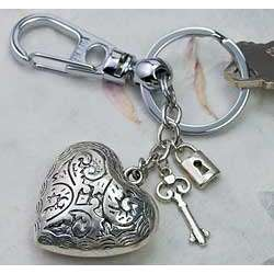 Key to Love Key Chain