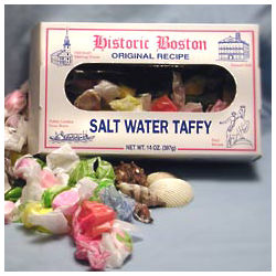 Salt Water Taffy 14 Ounce Box