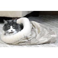 Kitty Crinkle Sack Cat Hideaway