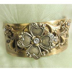 Good Luck Cuff Bracelet