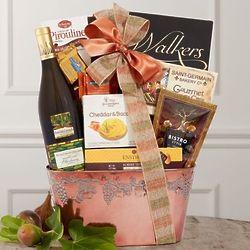 Briar Creek Chardonnay Gift Basket